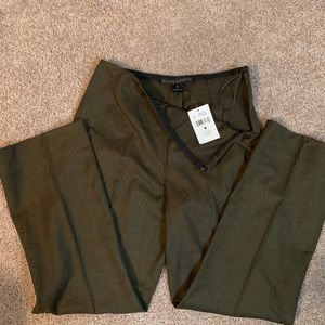 Ralph Lauren hunter green trousers